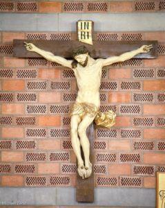 Barockes Kreuz (Leihgabe Pfarre Mauer)