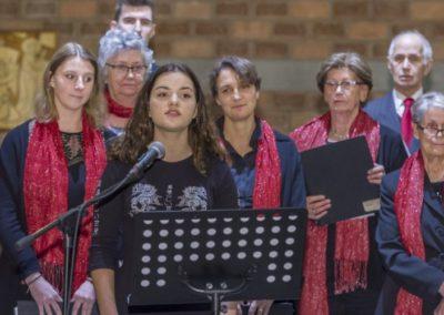 """Weihnachtskonzert des Chors """"Anger Vokal"""""""
