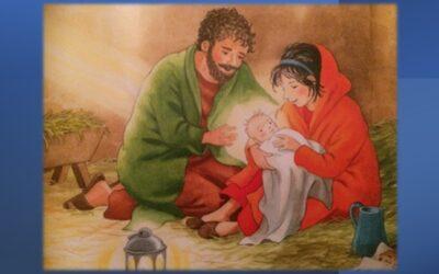 """Weihnachtsgeschichte """"Simon & die Heilige Nacht"""""""