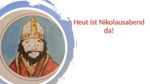 Geschichte vom heiligen Nikolaus