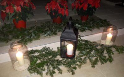 Auf dem Weg zum Licht/zur Krippe, 3. Adventsonntag