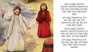 Evangelium zum 17.  Jänner 2021, für Kinder erzählt