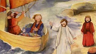 Evangelium zum 24.  Jänner 2021, für Kinder erzählt