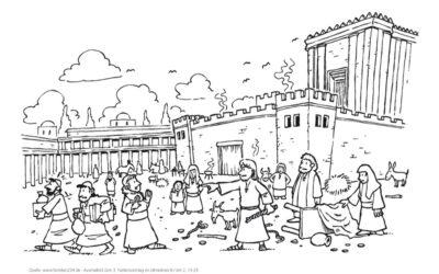 3. Fastensonntag, 7. März 2021 – Kinder