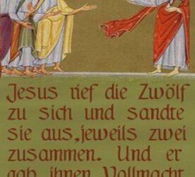 15. Sonntag im Jahreskreis, Gedanken zum Evangelium vom 11. Juli 2021